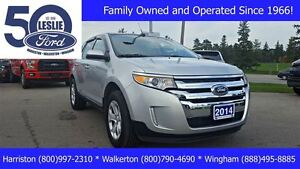 2014 Ford Edge SEL AWD | NAVIGATION | Finance from 1.9% Kitchener / Waterloo Kitchener Area image 1
