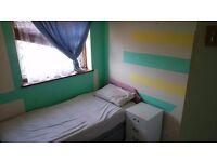 Available 31 July Single Room near Heathrow.All bills included.near Feltham Hounslow ashford staines