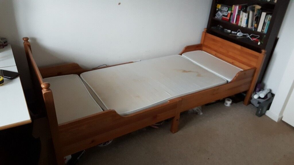 Free childrens ikea bed and matress