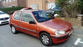 Peugeot 106 1.2L