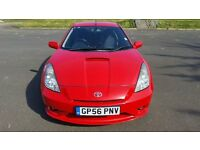 Toyota Celica GT Chilli Red (2006)