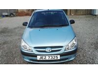 Hyundai getz 1.5 CRDI desiel 2006
