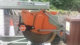 Dewalt Radial Arm Saw model8001