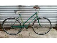 Dawes Diana Ladies Vintage Town Bicycle For Sale in Great Riding Order