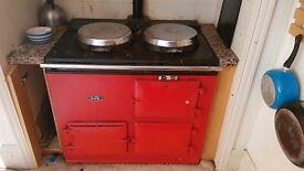 Gas fueled arga cooker pick up only