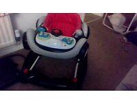 Baby Car Rocker/Walker