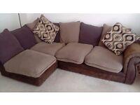 Corner Sofa & Futon