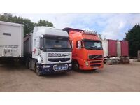 Hgv Class One Distance Driver