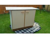 Free Kitchen unit with worktop