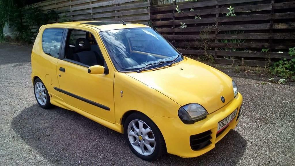 fiat seicento sporting 1 1 abarth air conditioning