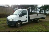 Iveco daily lwb 2013 low milage 15 FT Body aluminium