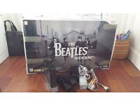 Nintendo Wii plus Limited Edition Beatles Rockband and other games. All Excellent Condition.