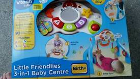 Little friendlies 3 in 1 baby centre