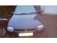 ford escort encore td spares or repairs