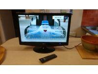 LG Flatron HD ready (1080p) 23 inch TV/Monitor Model M237WDP