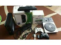 Xbox 360 big bundle 250gb + kinect + 16 games + more