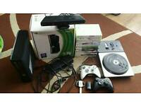 Xbox 360 big bundle 250gb + kinect + 16 games + more