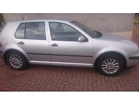 VW Golf 1.6 SE 16v for sale