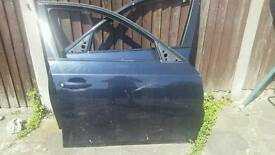 Bmw e60 nsf door blue £60 complete