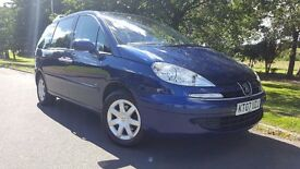 Peugeot 807 2.0 SE 5dr Finance Available + 7 Seater