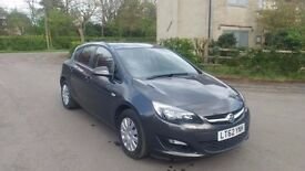 2012 (62) Vauxhall Astra Exclusiv 1.7 CDTI **NEW LOWERED PRICE FOR QUICK SALE**