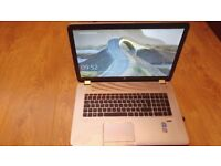 i7 2.4Ghz Gaming laptop HP Envy 12GB RAM dedicated graphics Nvidia 740M 2GB