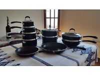ProCook Gourmet Cook Wear set - 10 Pieces - (pots and pans)