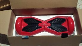 Segway Swegway Wizboard balance hover board in very good condition boxed with charger.