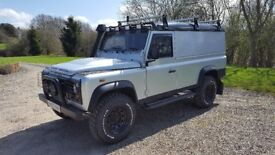 *REDUCED* Land Rover Defender 110 2.4TDci Puma Hard Top: Great Example, Low Mileage, Extras & No VAT