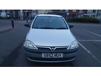 VAUXHALL CORSA CLUB 16V EASYTRONIC AUTOMATIC HATCHBACK SILVER 3DR 7 MONTH MOT VERY CLEAN HPI CLEAR