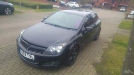 Vauxhall astra sri modified swap