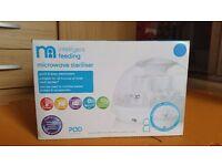 Mothercare microwave steriliser pod