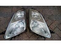 Toyota Prius (2004-2009) Original Headlights pair - Driver side and passenger side - £59