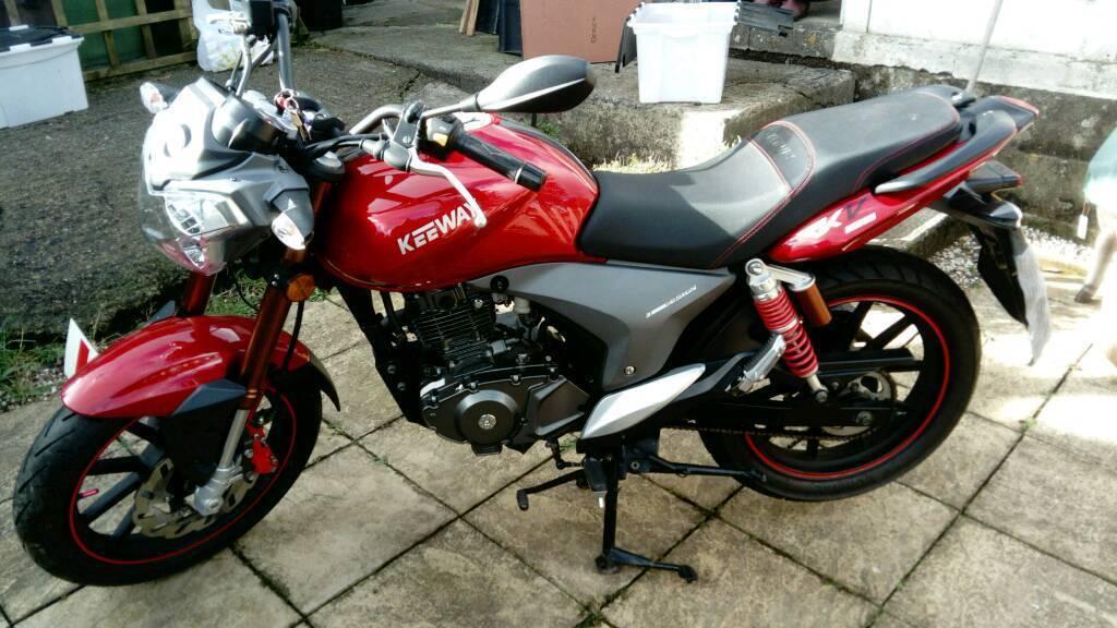 Keyway rkv 125cc
