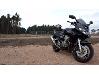 2000 SUZUKI GSF600 BANDIT, 10 MTHS MOT, GOOD BIG BIKE