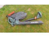 Black & Decker Leaf Blower and Vacuum