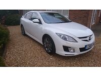 2010 Mazda 6 2.2 Sport Diesel White