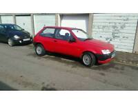Ford fiesta 1.1 owned for 12 years lightly restored only 40k
