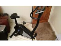 Exercise bike (Roger Black ) first to see will buy.