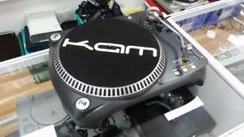 Kam DDX1200 Direct Drive Turntable