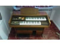 Organ & Stool for sale