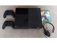 500GB Xbox One w/ extra controller & Battlefield 1