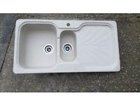 kitchen sink 1.5 bowl -Franke stone