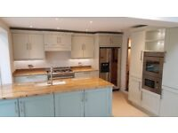 High Quality Kitchens , Bedrooms and Bathrooms Designed , Supplied and Fitted