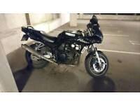 Yamaha Fazer 600 fzs600 Black - Motorcycle