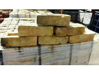 Bricks lovely yellow