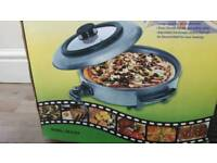 Large Multi Function Electric Cooker