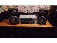 Speakers+Amp+Tuner Separates