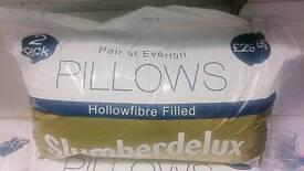Pillows cushions job lot bedding duvet bed