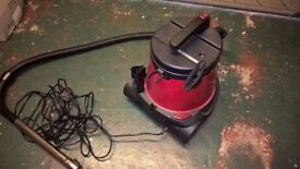 Cylinder Vacuum Cleaner With Tools